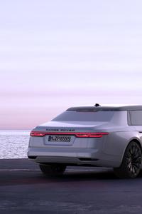 Land Rover Sedan 2020