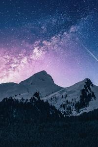 1440x2560 Landscape Outdoor Mountains Galaxy 4k
