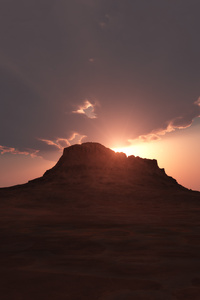 Landscape Sunset Photography
