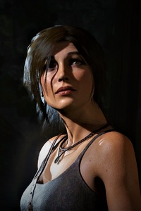 1280x2120 Lara Croft Rise Of The Tomb Raider 2017