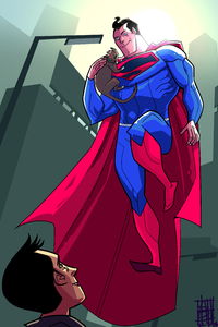 480x800 Last Son Of Krypton