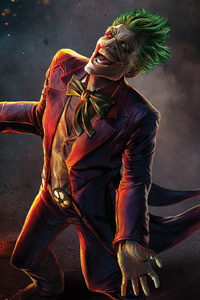 Laughing Joker Artwork
