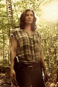 Lauren Cohan As Maggie Rhee The Walking Dead Season 9 2018
