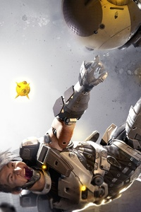 640x960 Lawbreakers 4k 2017