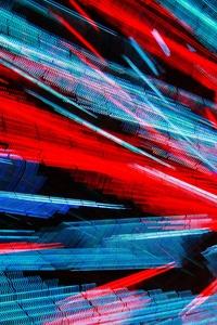 Lazer Light Abstract 4k