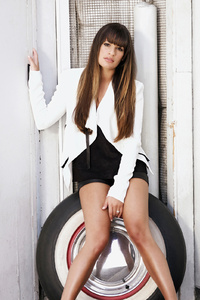 Lea Michele American Actress