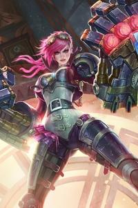 League Of Legends Enhanced VI