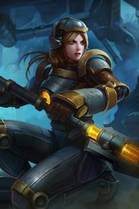 League Of Legends Fantasy Girl 5k