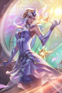 League Of Legends Magic Lux