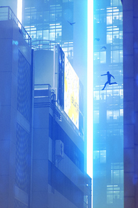 1080x2160 Leap Of Faith Mirrors Edge Catalyst 4k