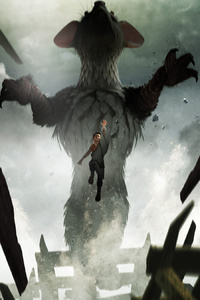 Leap The Last Guardian