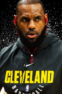 LeBron James 5k