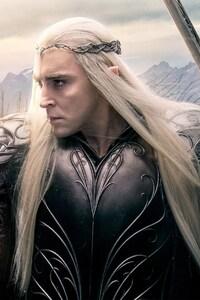 Lee Pace In Hobbit