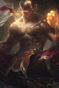 Lee Sin League Of Legends