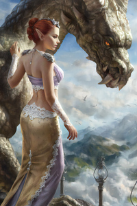 Legend Of The Cryptids Dragon Queen