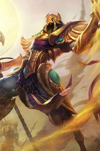 240x400 Legends Of Runeterra 4k