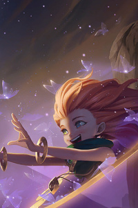 800x1280 Legends Of Runeterra League Of Legends Wild Rift 8k