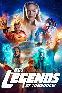 480x800 Legends Of Tomorrow 2017