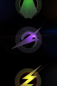 Legends Of Tomorrow Logo 4k
