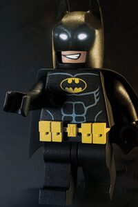Lego Batman 4k