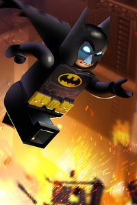 320x480 LEGO Batman Concept Art