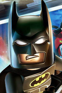 360x640 LEGO Batman DC Super Heroes