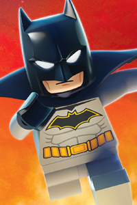 360x640 Lego Batman New