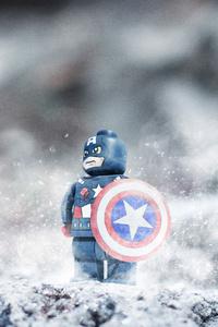 Lego Captain America Hero