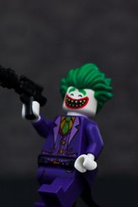 Lego Joker Funny