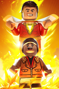 1440x2560 Lego Shazam