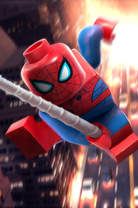 Lego Spiderman 5k