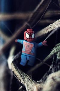 Lego Spiderman Hero