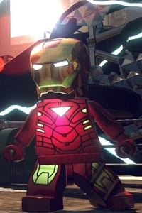 Lego Superheroes Iron Man