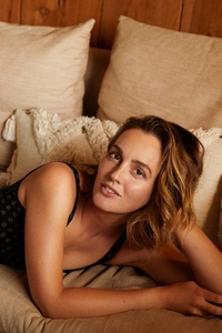 Leighton Meester X Christy Dawn