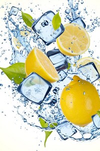 540x960 Lemon Ice Splash