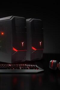 540x960 Lenovo Pro Gaming Pc