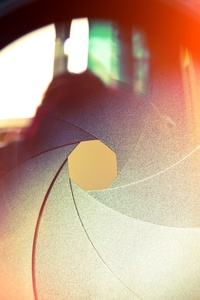 Lens Macro Abstract 8k