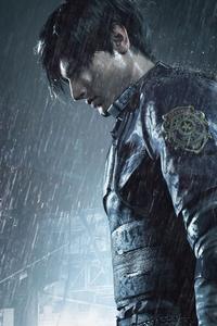 Leon Kennedy Resident Evil 2