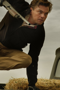 1080x2160 Leonardo DiCaprio In Once Upon A Time In Hollywood