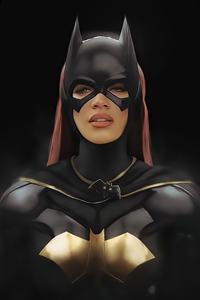 1080x2160 Leslie Grace As Batgirl 5k