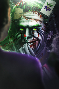 2160x3840 Lets Put A Smile On That Face 5k
