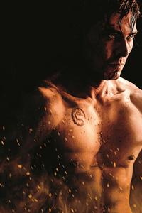 640x960 Lewis Tan As Cole Young Mortal Kombat Movie 5k