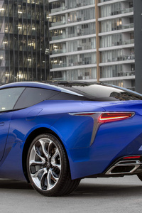Lexus LC 500 Limited Edition 2018