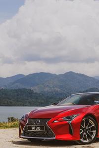 Lexus LC 500 New