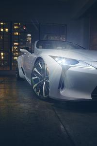 Lexus Lc Convertible Concept 2019 12k