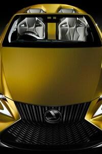 Lexus LF C2 Convertible