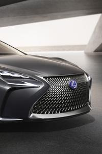 Lexus LS Concept Car