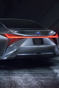 Lexus LS Concept 2017