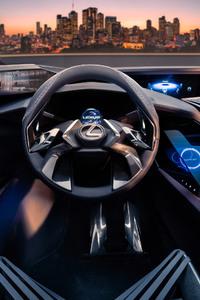 2016 Lexus UX Concept Car