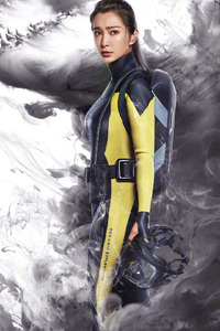 Li Bingbing As Suyin In The Meg Movie